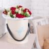Коробка от Bella Fiori малая с кустовыми розами