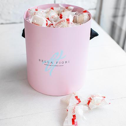 Конфеты в коробке от Bella Fiori