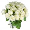 25 роз «Вайт Наоми»