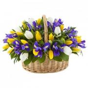 Корзина «Весенний ветерок»