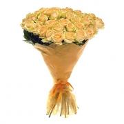 51 роза кремовая