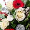 Букет «Новогодние чудеса»