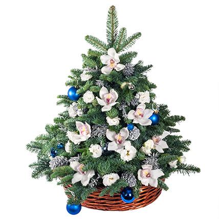 Новогодняя композиция «Рождественская сказка»