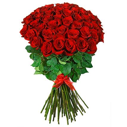 51 гигантская роза 180 см
