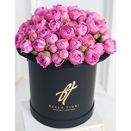 Доставка цветов пионовидные розы