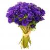 Букет из 51 анемона фиолетового