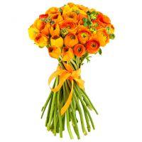 Букет «Апельсиновый сад»