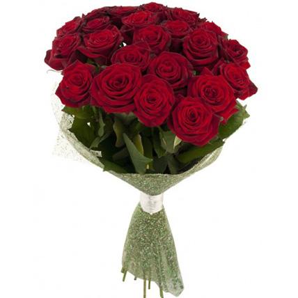 21 роза «Гран-при»