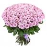 101 фиолетовая роза (40 см)