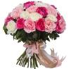 Букет из пионовидных роз «Вечер в Париже»