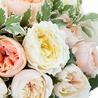 Букет из пионовидных роз Остина «Аромат завтрашнего дня»