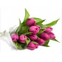 Букет тюльпанов «Знак внимания»
