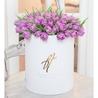 Коробка с тюльпанами №5