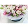 Коробка с тюльпанами №7