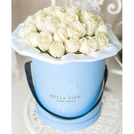 Коробка с розами №2