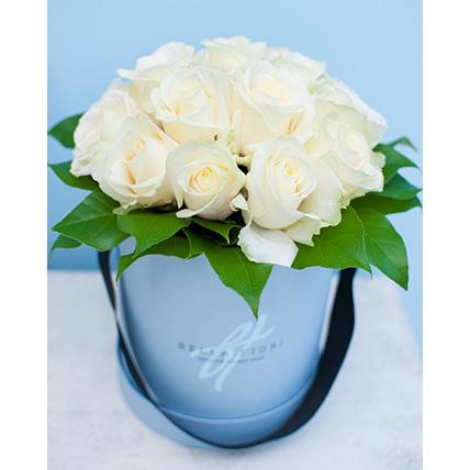 Коробка с розами №3