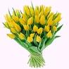 Букет «51 желтый тюльпан»