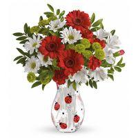 Букет хризантем «Осенняя соната»