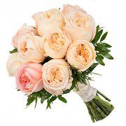 Букет с пионовидными розами Остина №150