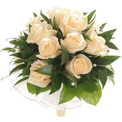 Свадебный букет невесты  №187