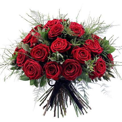 Букет с розами «Луара»