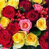 Букет «Осенние краски»