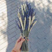 Букет с сухоцветами №14