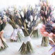 Букет с сухоцветами №21