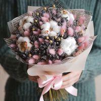 Букет с сухоцветами №27