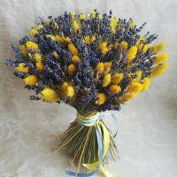 Букет с сухоцветами №29