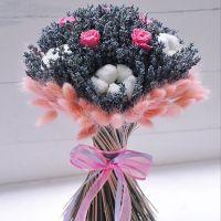 Букет с сухоцветами №30