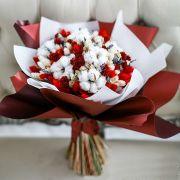 Букет с сухоцветами №36