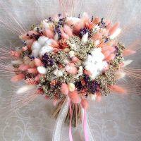Букет с сухоцветами №37