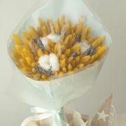 Букет с сухоцветами №43
