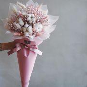 Букет с сухоцветами №45