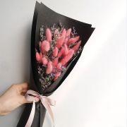 Букет с сухоцветами №51