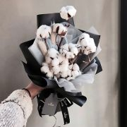Букет с сухоцветами №52