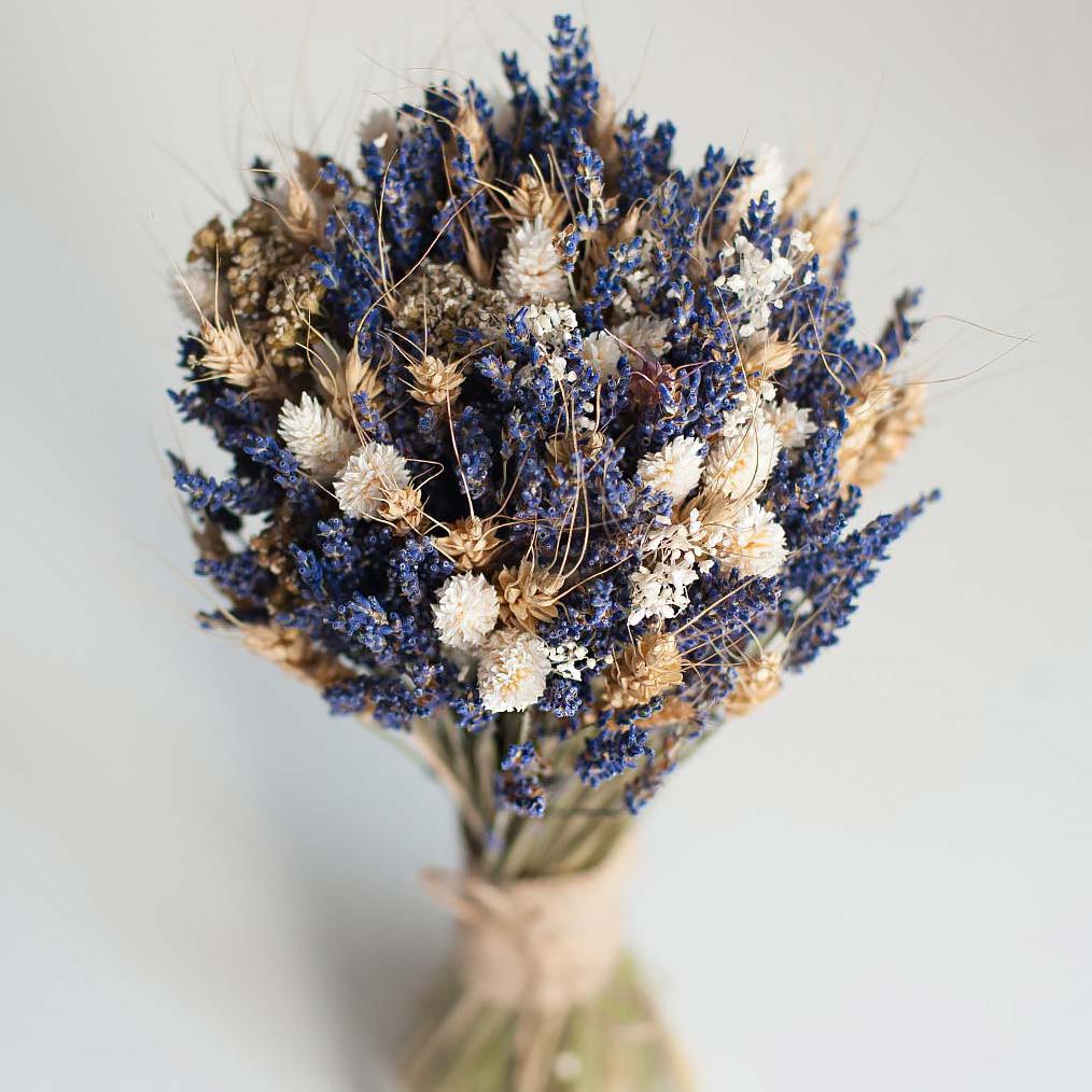 Букет с сухоцветами №53