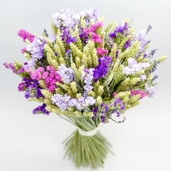 Букет с сухоцветами №59