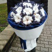 Букет с сухоцветами №64