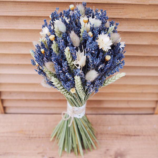 Букет с сухоцветами №65
