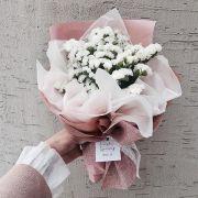 Букет с сухоцветами №67