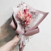 Букет с сухоцветами №74