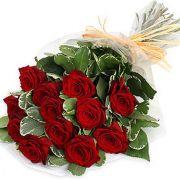 Букет красных роз «Адам»