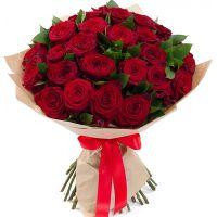 Букет красных роз «Элит»