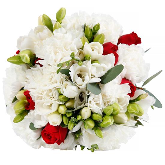 Свадебный букет невесты №205