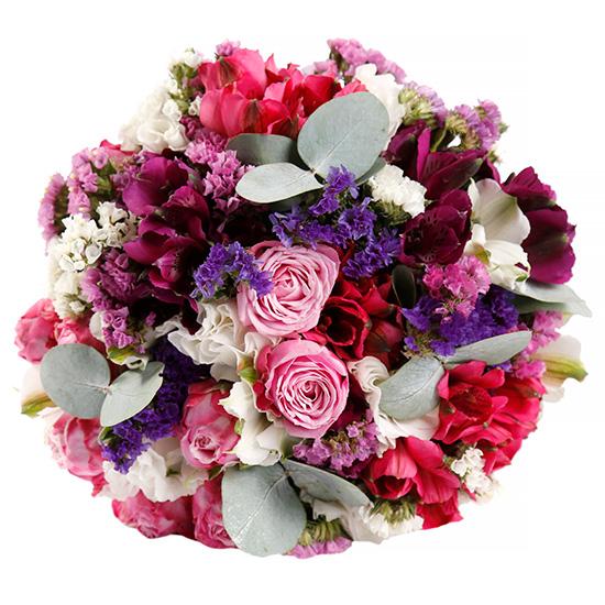 Свадебный букет невесты №206