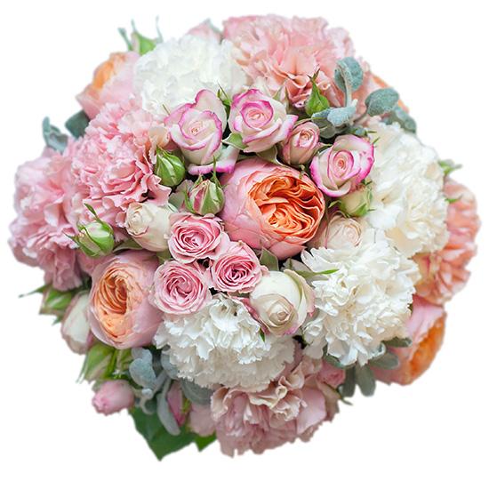 Свадебный букет невесты №256