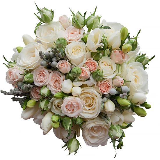 Свадебный букет невесты №258