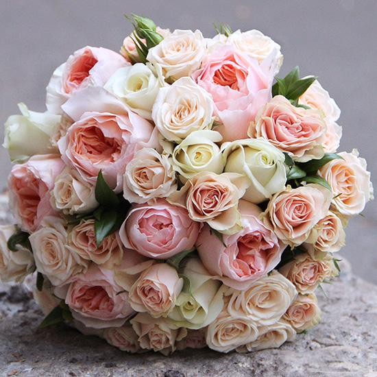 Свадебный букет невесты №269